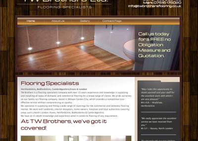 Web Design Welwyn Herts Flooring Speacialists