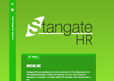 Web design Leighton Buzzard hr recruitment