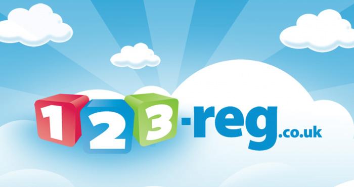 Point 123-Reg Nameserver settings to justhost.com